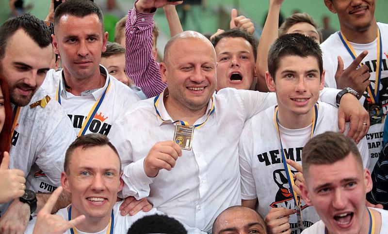 Історичне чемпіонство Черкаських Мавп у програмі PRObasket: відео
