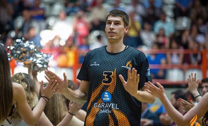 Команда Липового виборола третє місце в регулярному чемпіонаті Греції