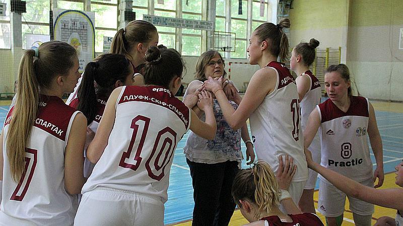 Ірина Клєніна: у Львові нарешті взялися за жіночий баскетбол