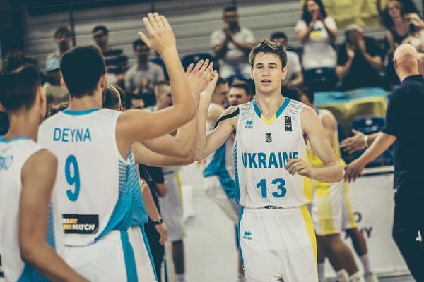Європейське літо збірних України: розклад молодіжних ЄвроБаскетів-2018