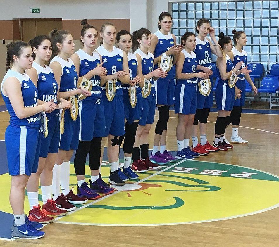 Європейське літо жіночіх збірних України: розклад молодіжних ЄвроБаскетів-2018