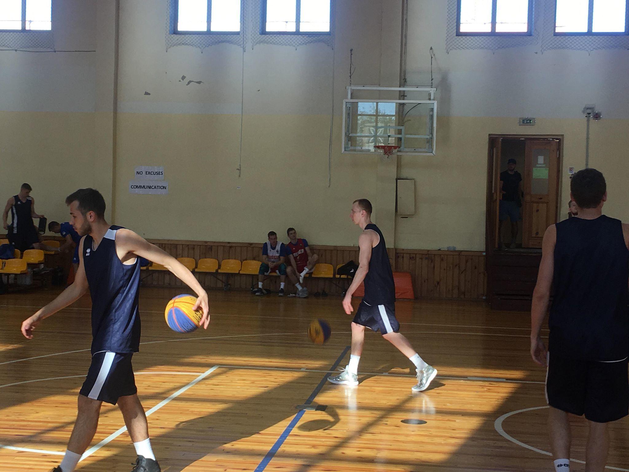 Завершився товариський турнір за участю збірних команд України 3х3