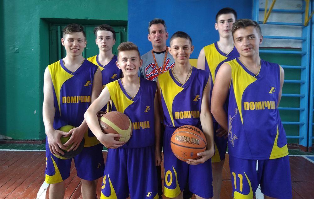 Шкільна баскетбольна ліга 3х3: Орли летять до Києва