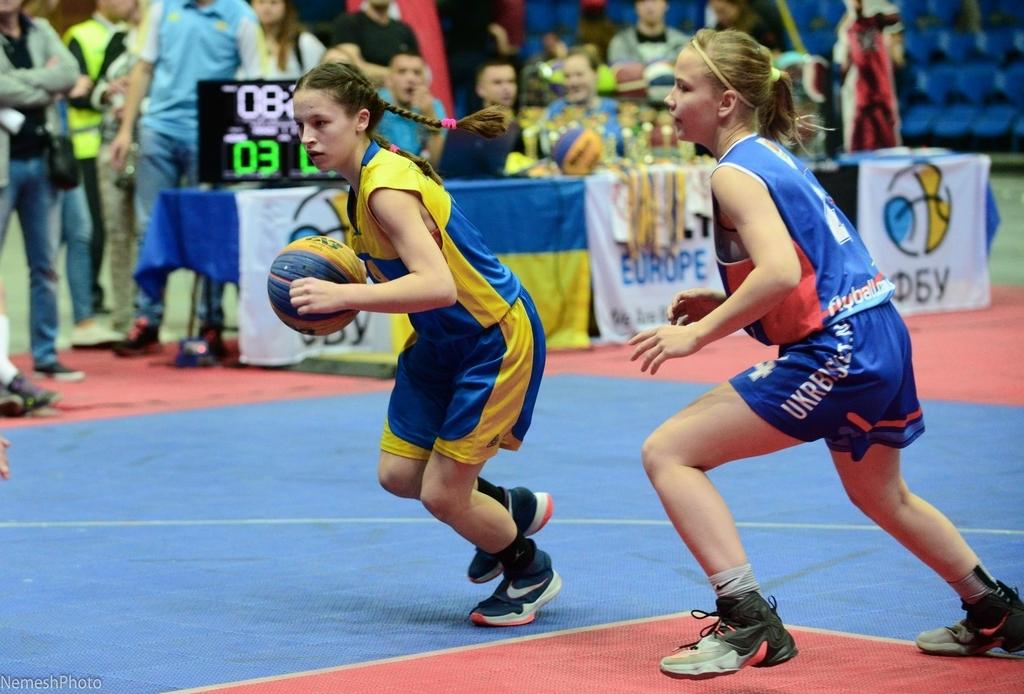 Шкільна баскетбольна ліга 3х3: анонс фінального дійства