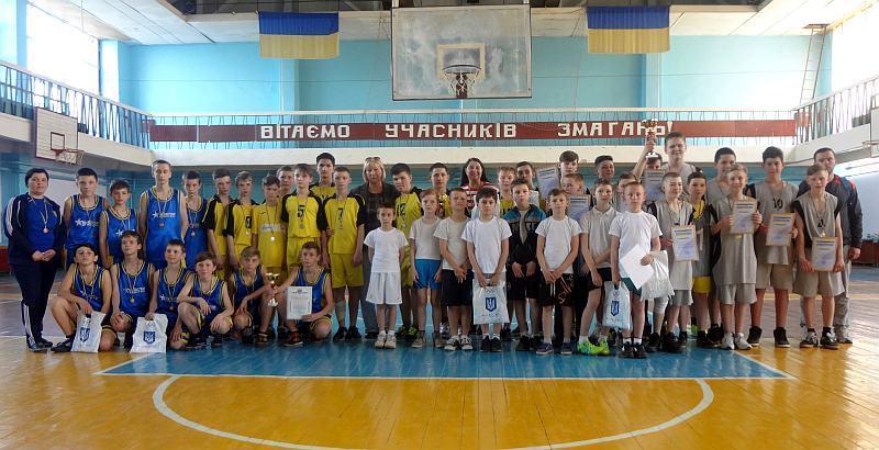 Завершено юнацький чемпіонат Луганської області