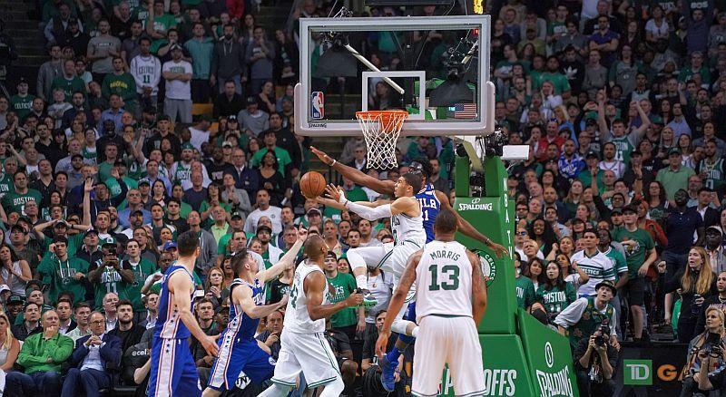 Найкращі передачі матчів плей-оф НБА: відео