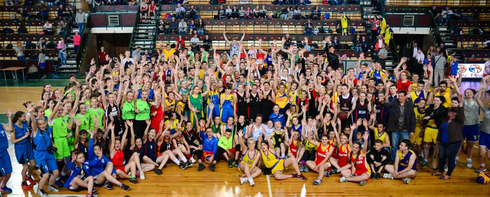 Шкільна баскетбольна ліга 3х3: грандіозний фінал у розпалі