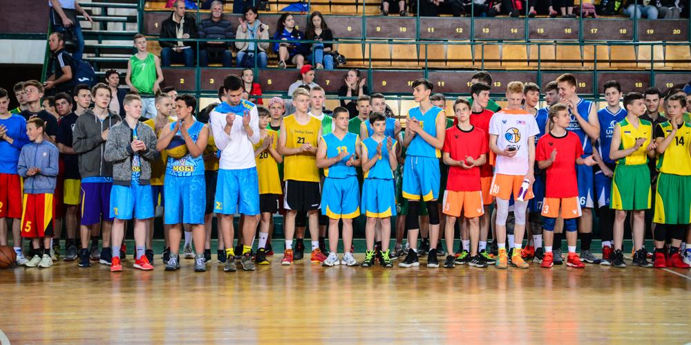 Шкільна баскетбольна Ліга 3х3: фотогалерея відкриття і перших матчів