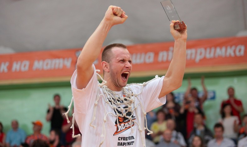 Олександр Кольченко виступатиме за збірну України 3х3