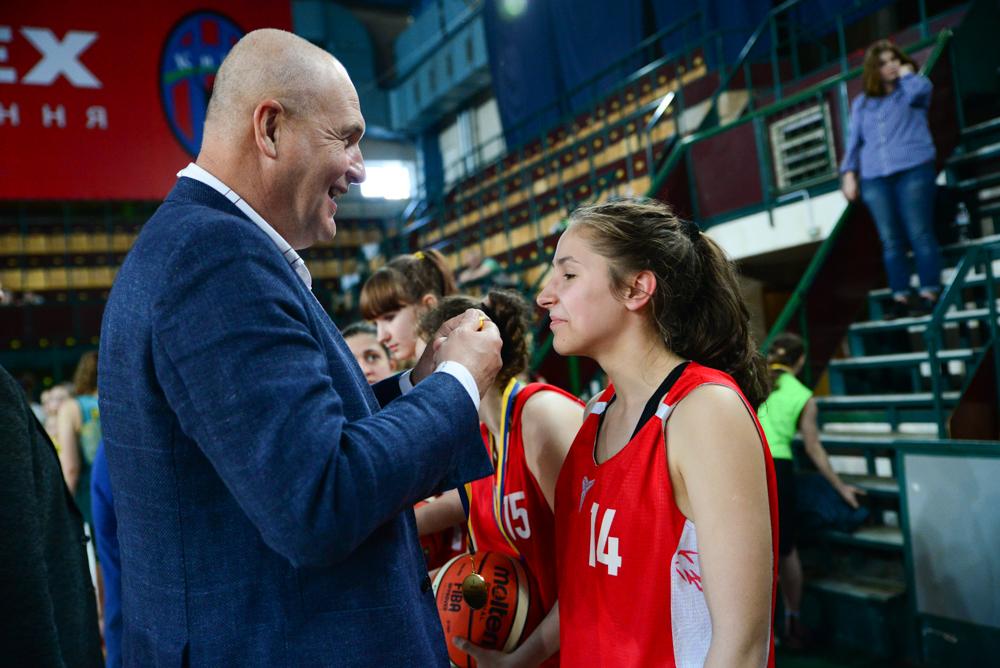 Шкільна баскетбольна ліга 3х3: фотогалерея плей-оф і нагородження