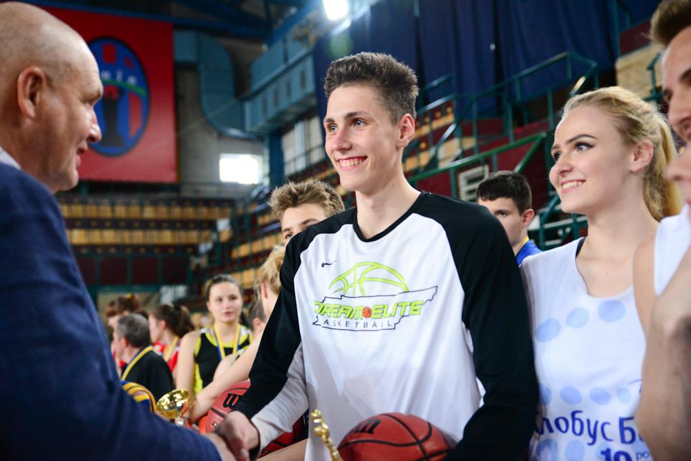 Шкільна баскетбольна ліга 3х3: лауреатів визначено!