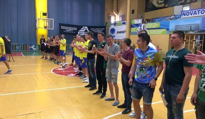 Зіграно чемпіонат Хмельницького серед аматорів