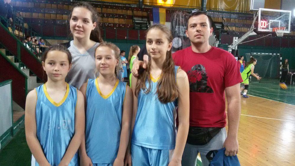Антон Ажипа: у Лисичанську люблять баскетбол