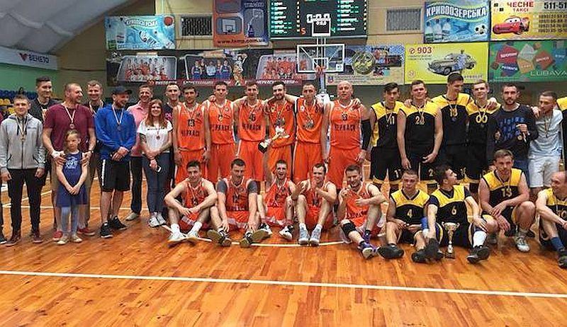 У Черкасах завершився чемпіонат області в дивізіоні Б