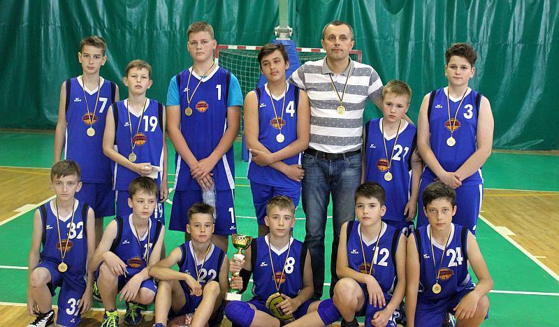 У Львові визначився переможець ВШБЛ серед юнаків 2005 р.н.