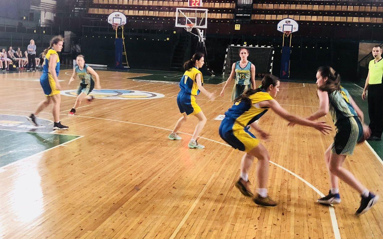ВЮБЛ (дівчата-2003): Київ і Рівне розіграють титул
