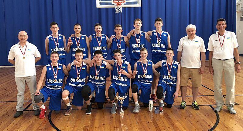 Збірна України – чемпіон юнацької Євроліги