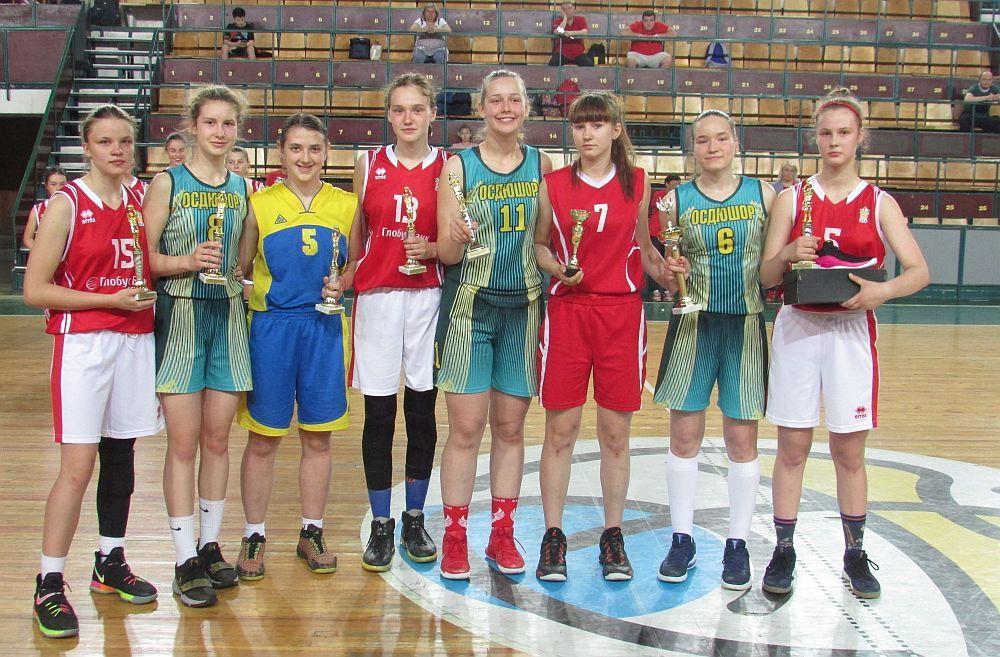 ВЮБЛ (дівчата-2003): лауреати фінального туру