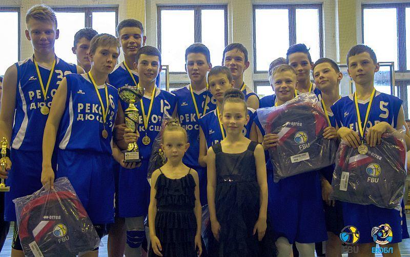 У Харкові визначився чемпіон ВЮБЛ серед юнаків 2005 р.н.