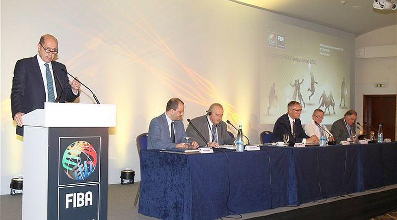 Керівники ФБУ взяли участь в роботі генеральної асамблеї ФІБА