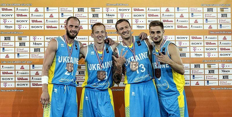 Напередодні сезону збірних з баскетболу 3х3: як Україна завоювала бронзу чемпіонату Європи