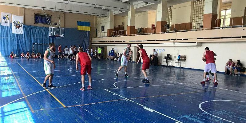 У Харкові стартував Студентський Кубок України з баскетболу 3х3