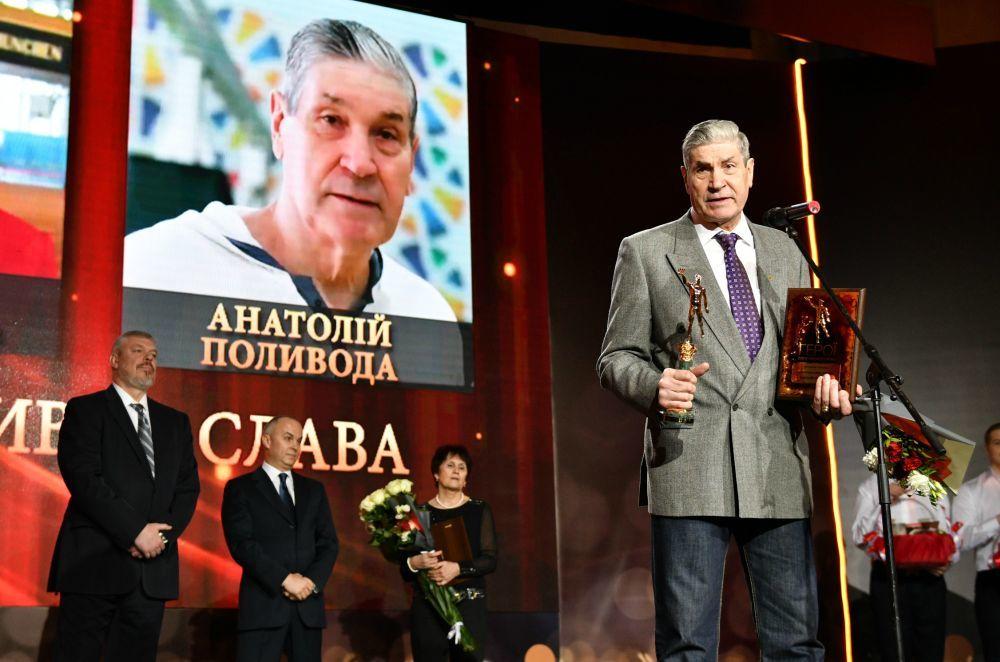 Олімпійському чемпіону Анатолію Поливоді – 71!