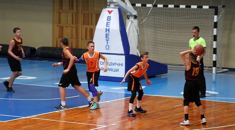 ВЮБЛ (юнаки-2006): зіграно стартові поєдинки фінального етапу