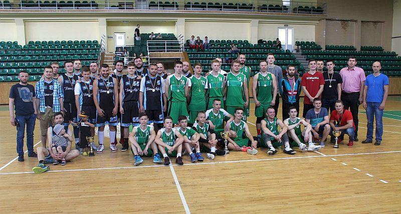 ОДЮСШ – переможець львівської баскетбольної Бізнес-ліги