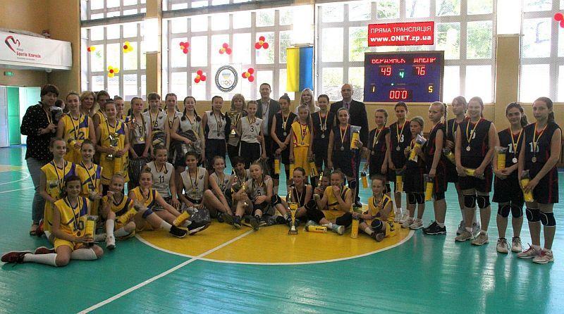 ВЮБЛ (дівчата-2006): СДЮСШОР-5 – чемпіонки України!