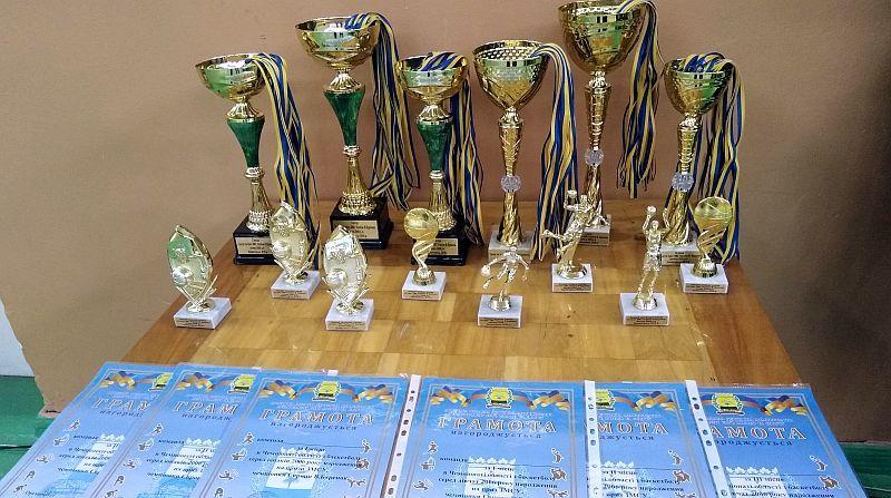 Завершено чемпіонат Донецької області серед юнаків та дівчат