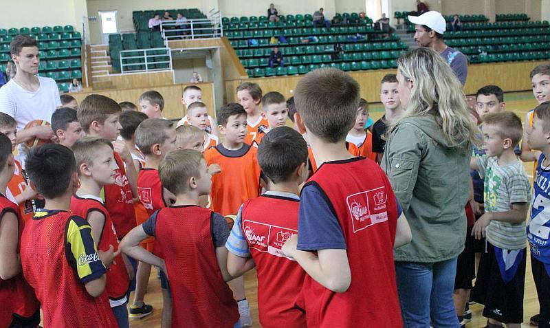 У Львові відбудеться дитячий міжнародний фестиваль баскетболу