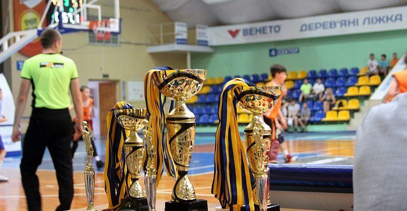Миттєвості фіналу ВЮБЛ у Черкасах: фотогалерея