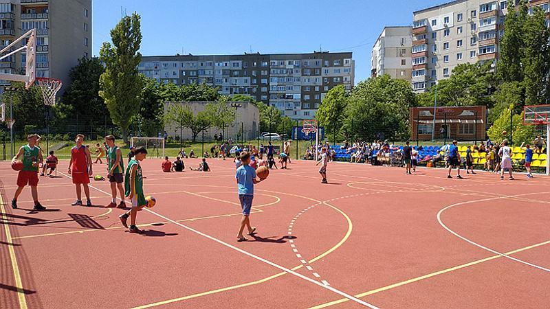 Хімік проведе передсезонний перегляд юних баскетболістів