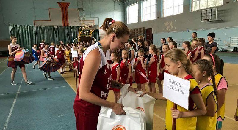 У Львові відбувся баскетбольний турнір Нові імена