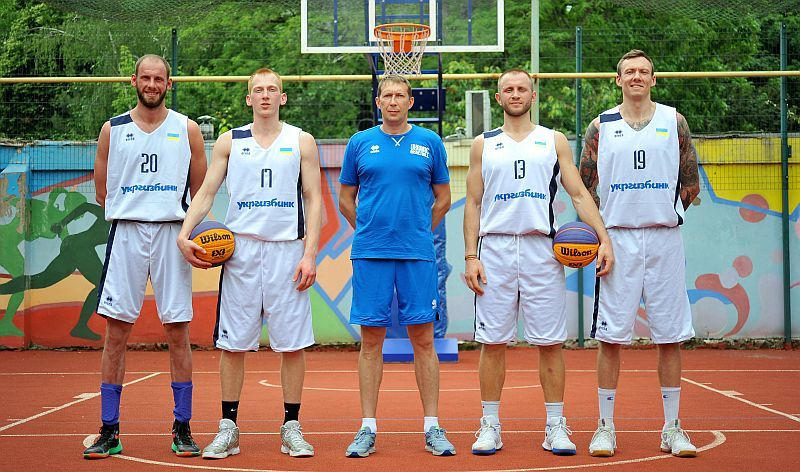 Збірна України у півфіналі Big Twelve обіграла Чехію