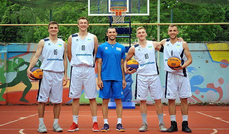 Збірна України перемогла Росію в півфіналі міжнародного турніру
