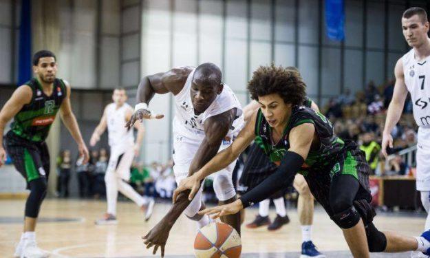Санон набрав 16 очок у другій грі міжнародного табору NBA у Тревізо