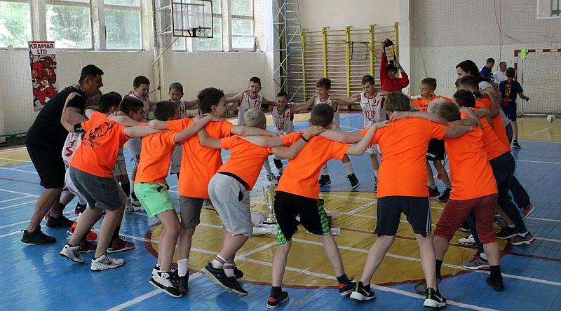 Завершився міжнародний баскетбольний фестиваль Львів – дітям