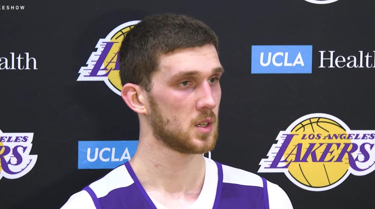 Михайлюк: в НБА бачу себе на позиції комбогарду