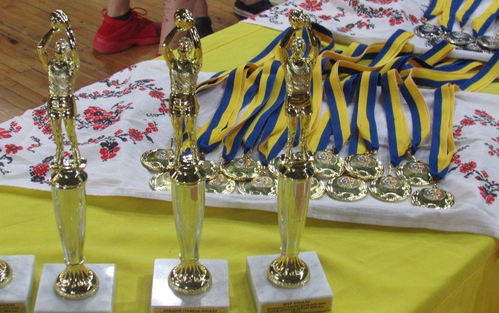 ВЮБЛ (дівчата-2005): лауреати фінального туру