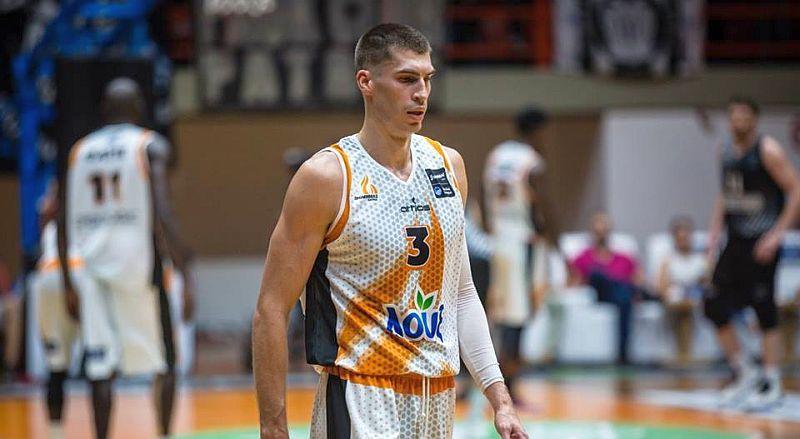 Команда українця програла другий матч бронзової серії чемпіонату Греції
