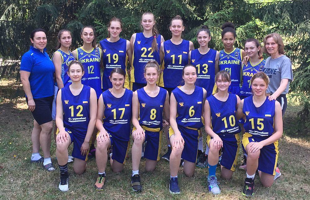 Жіноча збірна України U-15: увага на дрібниці