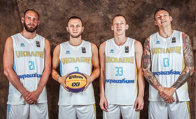 Збірна України стартує на чемпіонаті світу