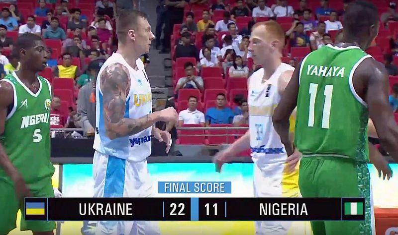 Збірна України впевнено перемогла на старті чемпіонату світу