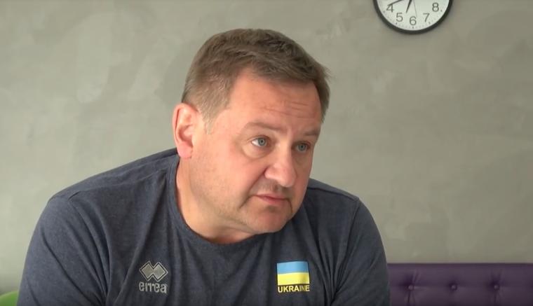 Євген Мурзін - про новачків збірної, українських легіонерів та суперників по відбору на чемпіонат світу-2019