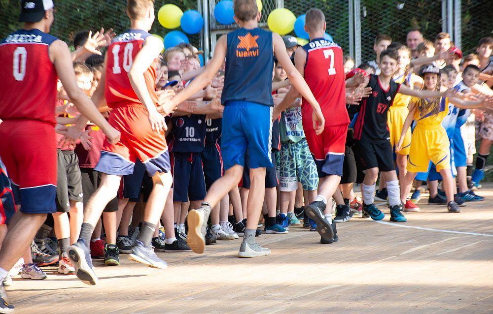 Фестиваль міні-баскетболу: другий заїзд відкрито!
