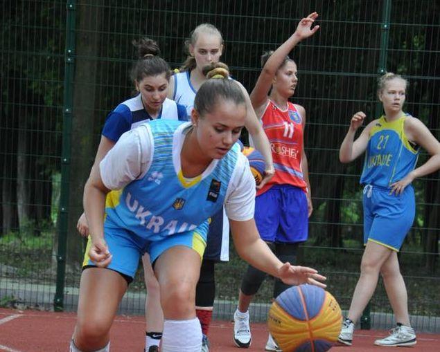 Підготовка збірної України U-18 в Івано-Франківську: фотогалерея