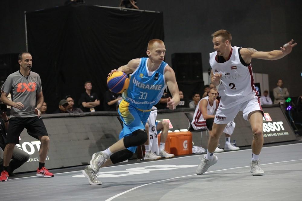 Топ-моменти збірної України 3х3 в перший день змагань на чемпіонаті світу