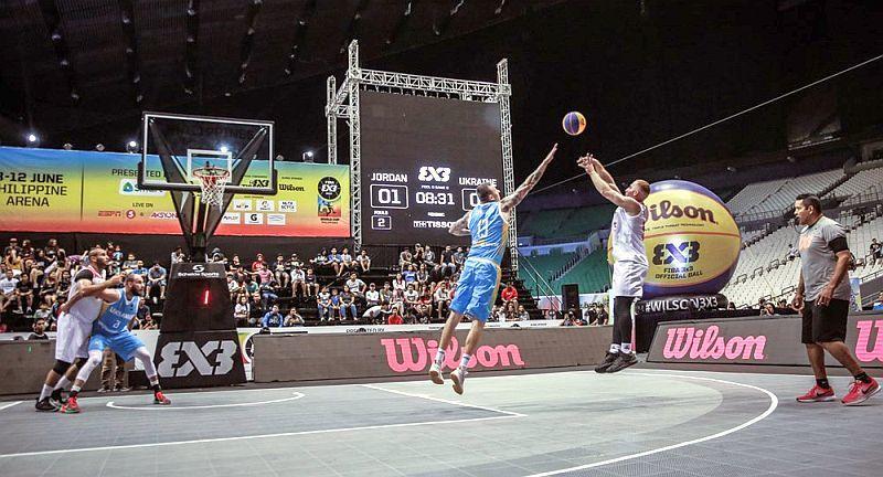 Чемпіонат світу з баскетболу 3х3: онлайн відеотрансляція матчів дня
